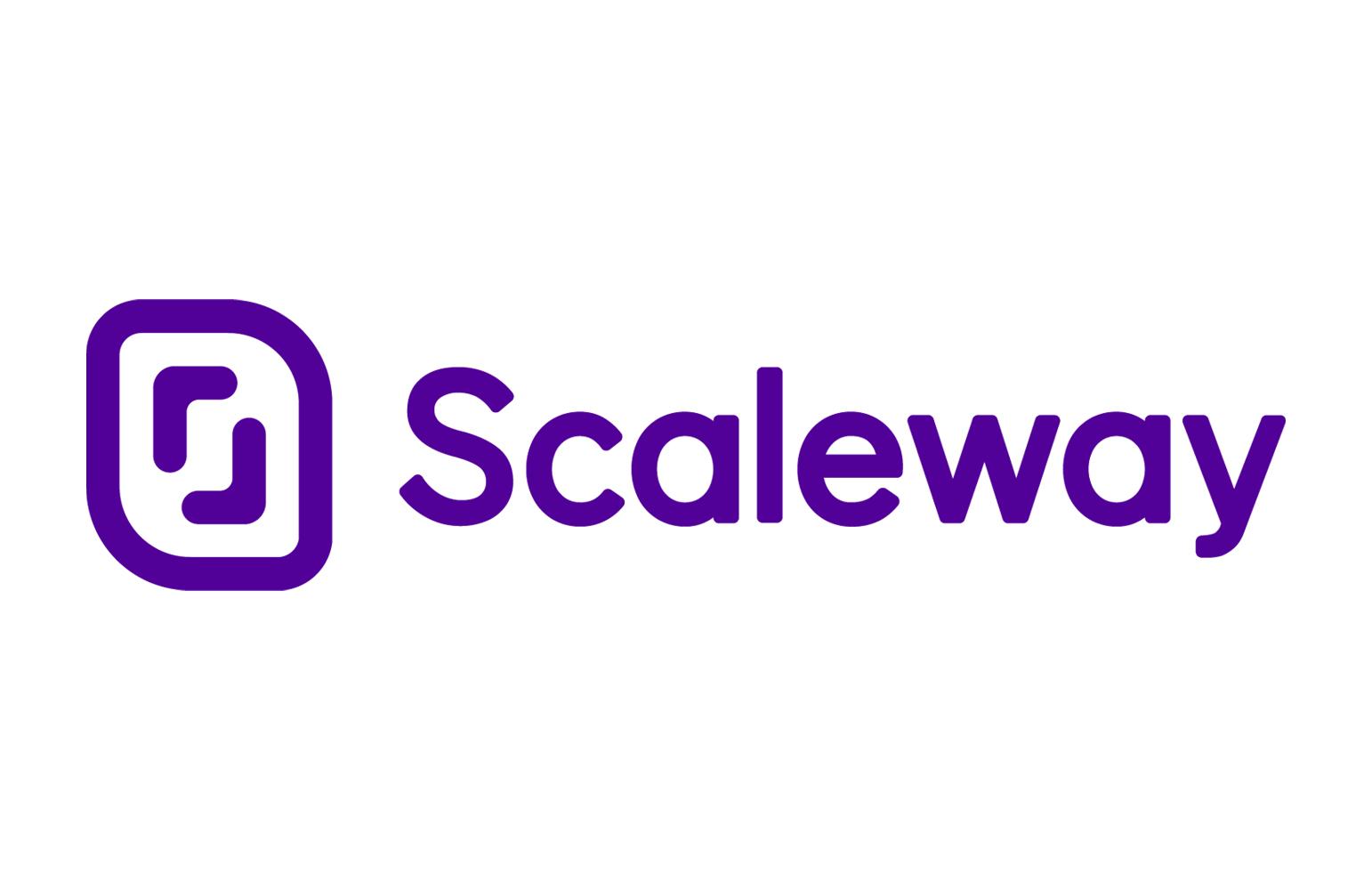Logo Scaleway Large