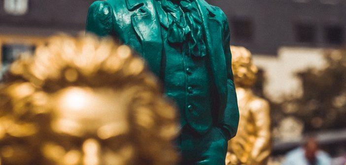 Statuettes Beethoven - Compositeur de musique classique