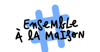 #ensembleàlamaison