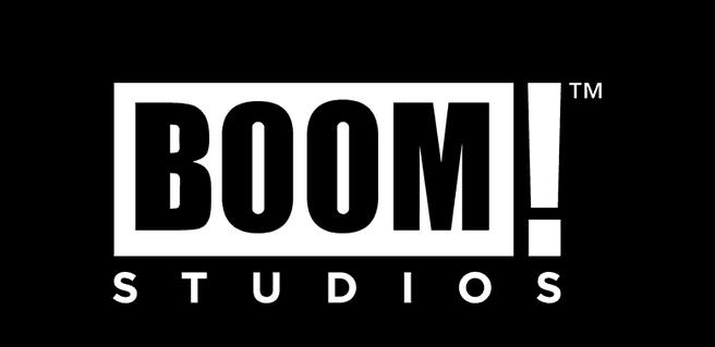 Logo Boom Studios