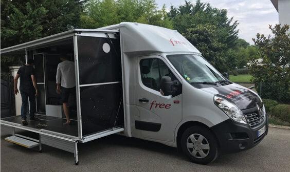 Camion Fibre Free