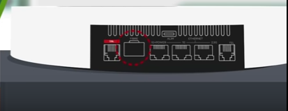 Insertion du module SFP pour le bopiter Server Freebox