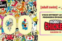 Série Robot Chicken sur la chaîne Adult Swim