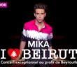 Concert Mika sur la Freebox TV