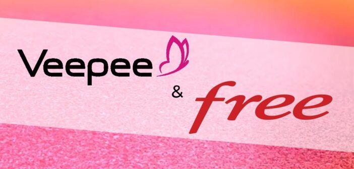 Sixième salve VeePee pour Free Mobile
